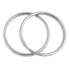 Split Rings 50mm Nickel Plated